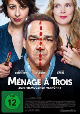 Ménage à Trois - Zum Fremdgehen verführt, Didier Bourdon,Hélène Vincent Valérie Bonneton
