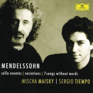 Mendelssohn: Cello Sonatas, Songs Without Words, Mischa Maisky, Tiempo