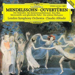 Mendelssohn: Overtures, Claudio Abbado, Lso