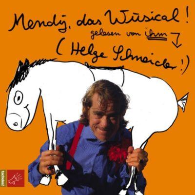 Mendy - das Wusical, Helge Schneider