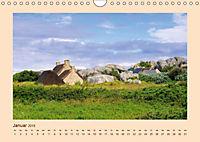 Meneham - Bretonisches Fischerdorf an wilder Felsküste (Wandkalender 2019 DIN A4 quer) - Produktdetailbild 1