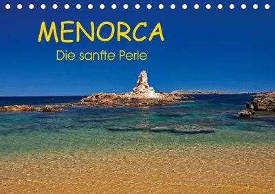 MENORCA - Die sanfte Perle (Tischkalender 2019 DIN A5 quer), Martin Rauchenwald