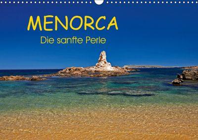 MENORCA - Die sanfte Perle (Wandkalender 2019 DIN A3 quer), Martin Rauchenwald