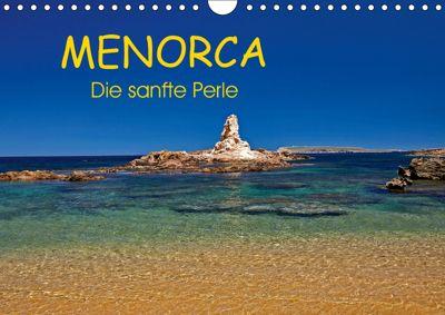 MENORCA - Die sanfte Perle (Wandkalender 2019 DIN A4 quer), Martin Rauchenwald