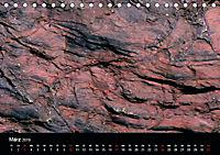 """""""Menorcas Felsen. Farbenfrohe Texturen"""" (Tischkalender 2019 DIN A5 quer) - Produktdetailbild 3"""