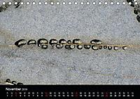 """""""Menorcas Felsen. Farbenfrohe Texturen"""" (Tischkalender 2019 DIN A5 quer) - Produktdetailbild 11"""