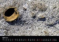 """""""Menorcas Felsen. Farbenfrohe Texturen"""" (Wandkalender 2019 DIN A3 quer) - Produktdetailbild 4"""