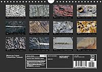 """""""Menorcas Felsen. Farbenfrohe Texturen"""" (Wandkalender 2019 DIN A4 quer) - Produktdetailbild 13"""