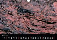 """""""Menorcas Felsen. Farbenfrohe Texturen"""" (Wandkalender 2019 DIN A4 quer) - Produktdetailbild 3"""