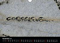 """""""Menorcas Felsen. Farbenfrohe Texturen"""" (Wandkalender 2019 DIN A4 quer) - Produktdetailbild 11"""
