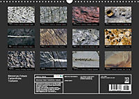 """""""Menorcas Felsen. Farbenfrohe Texturen"""" (Wandkalender 2019 DIN A3 quer) - Produktdetailbild 13"""