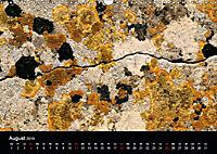 """""""Menorcas Felsen. Farbenfrohe Texturen"""" (Wandkalender 2019 DIN A3 quer) - Produktdetailbild 8"""