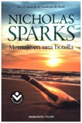 Mensaje en una botella, Nicholas Sparks