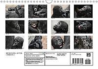 MENSCHENAFFENKINDER 2 (Wandkalender 2019 DIN A4 quer) - Produktdetailbild 13