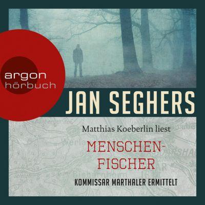 Menschenfischer (Gekürzte Lesung), Jan Seghers