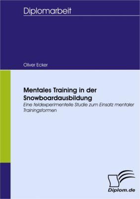 Mentales Training in der Snowboardausbildung, Oliver Ecker
