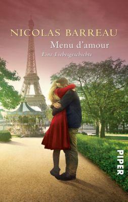 Menu d'amour, Nicolas Barreau