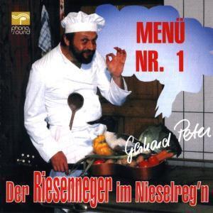 Menü Nr.1, Gerhard Peter