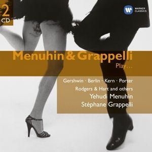 Menuhin & Grapelli Play...(Df), Yehudi Menuhin, Stephane Grappelli