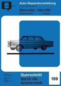 Mercedes 190c / 200 -  pdf epub