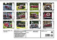 Mercedes Benz 170 Cabriolet (Wandkalender 2019 DIN A3 quer) - Produktdetailbild 13