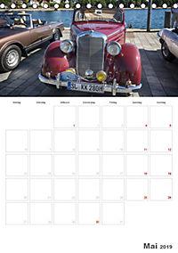 Mercedes Benz 170 SCB (Tischkalender 2019 DIN A5 hoch) - Produktdetailbild 5