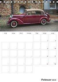 Mercedes Benz 170 SCB (Tischkalender 2019 DIN A5 hoch) - Produktdetailbild 2