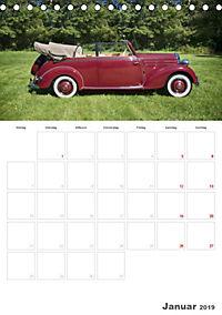 Mercedes Benz 170 SCB (Tischkalender 2019 DIN A5 hoch) - Produktdetailbild 1