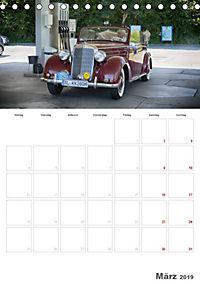 Mercedes Benz 170 SCB (Tischkalender 2019 DIN A5 hoch) - Produktdetailbild 3