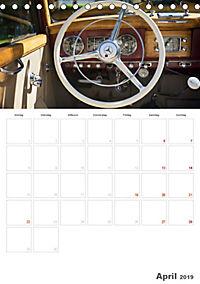 Mercedes Benz 170 SCB (Tischkalender 2019 DIN A5 hoch) - Produktdetailbild 4