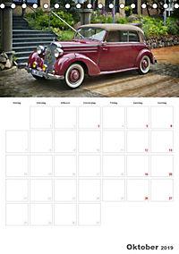 Mercedes Benz 170 SCB (Tischkalender 2019 DIN A5 hoch) - Produktdetailbild 10