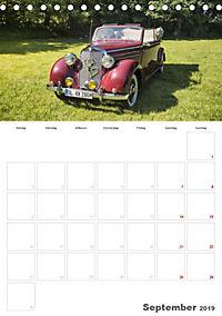 Mercedes Benz 170 SCB (Tischkalender 2019 DIN A5 hoch) - Produktdetailbild 9