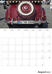 Mercedes Benz 170 SCB (Tischkalender 2019 DIN A5 hoch) - Produktdetailbild 8