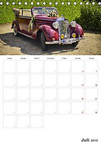 Mercedes Benz 170 SCB (Tischkalender 2019 DIN A5 hoch) - Produktdetailbild 7
