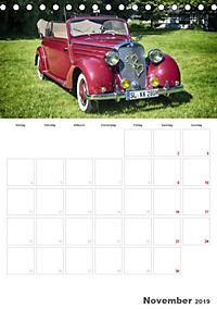 Mercedes Benz 170 SCB (Tischkalender 2019 DIN A5 hoch) - Produktdetailbild 11