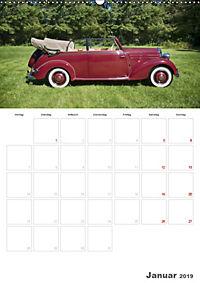 Mercedes Benz 170 SCB (Wandkalender 2019 DIN A2 hoch) - Produktdetailbild 1