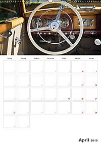 Mercedes Benz 170 SCB (Wandkalender 2019 DIN A2 hoch) - Produktdetailbild 4