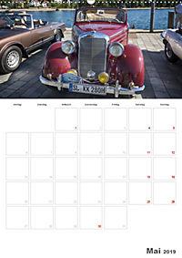 Mercedes Benz 170 SCB (Wandkalender 2019 DIN A2 hoch) - Produktdetailbild 5
