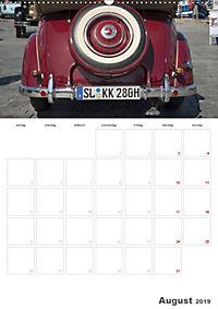 Mercedes Benz 170 SCB (Wandkalender 2019 DIN A2 hoch) - Produktdetailbild 8