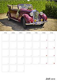 Mercedes Benz 170 SCB (Wandkalender 2019 DIN A2 hoch) - Produktdetailbild 7