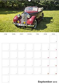 Mercedes Benz 170 SCB (Wandkalender 2019 DIN A2 hoch) - Produktdetailbild 9