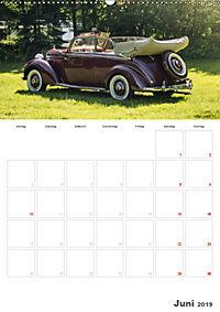 Mercedes Benz 170 SCB (Wandkalender 2019 DIN A2 hoch) - Produktdetailbild 6