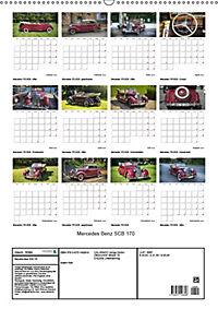 Mercedes Benz 170 SCB (Wandkalender 2019 DIN A2 hoch) - Produktdetailbild 13