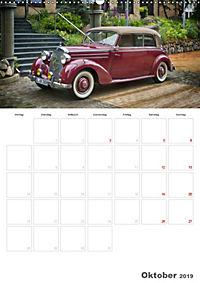 Mercedes Benz 170 SCB (Wandkalender 2019 DIN A2 hoch) - Produktdetailbild 10