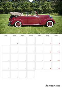 Mercedes Benz 170 SCB (Wandkalender 2019 DIN A3 hoch) - Produktdetailbild 1
