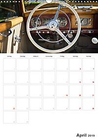 Mercedes Benz 170 SCB (Wandkalender 2019 DIN A3 hoch) - Produktdetailbild 4