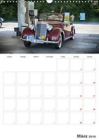 Mercedes Benz 170 SCB (Wandkalender 2019 DIN A3 hoch) - Produktdetailbild 3