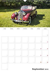 Mercedes Benz 170 SCB (Wandkalender 2019 DIN A3 hoch) - Produktdetailbild 9