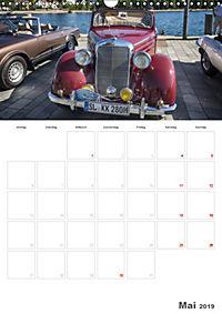 Mercedes Benz 170 SCB (Wandkalender 2019 DIN A3 hoch) - Produktdetailbild 5