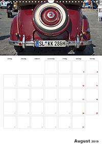 Mercedes Benz 170 SCB (Wandkalender 2019 DIN A3 hoch) - Produktdetailbild 8